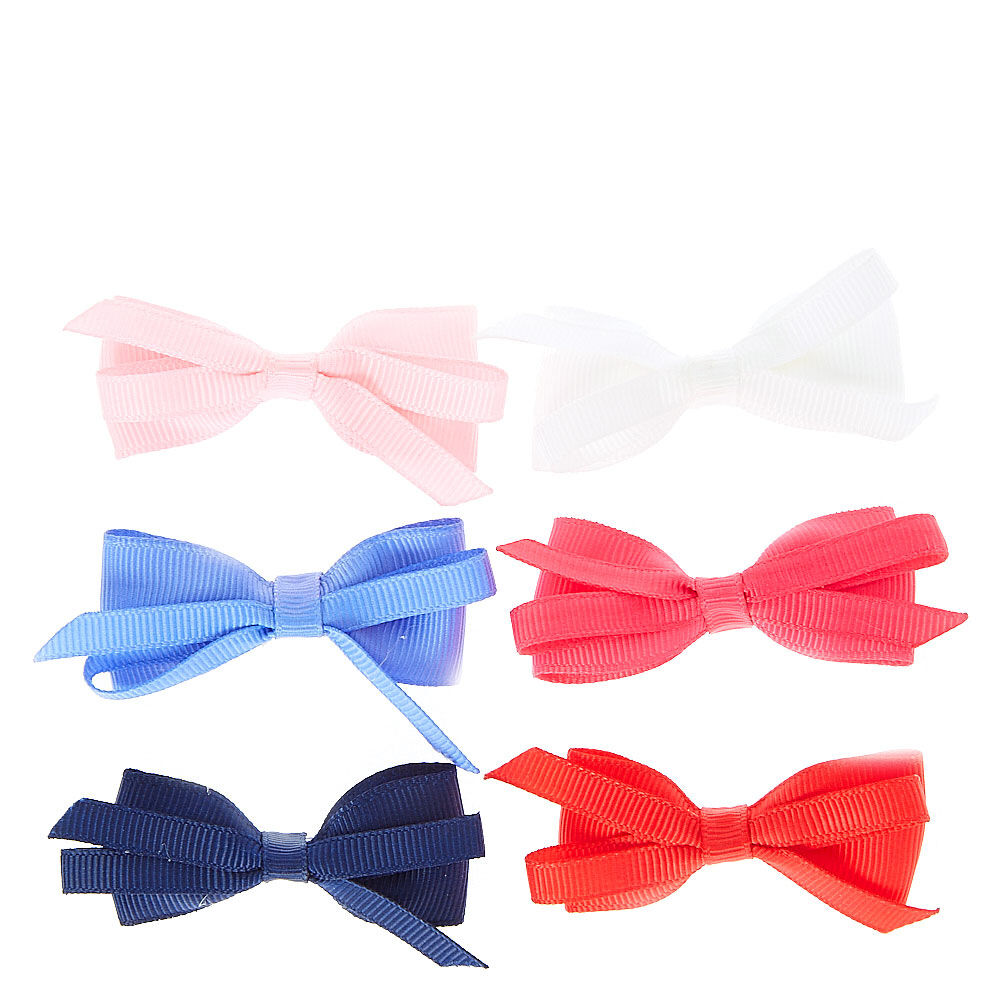 claire's club large fabric bow