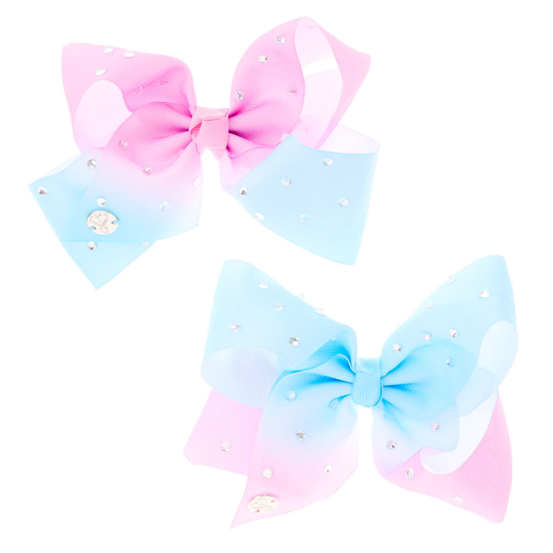 jojo siwa small pink & blue ombre