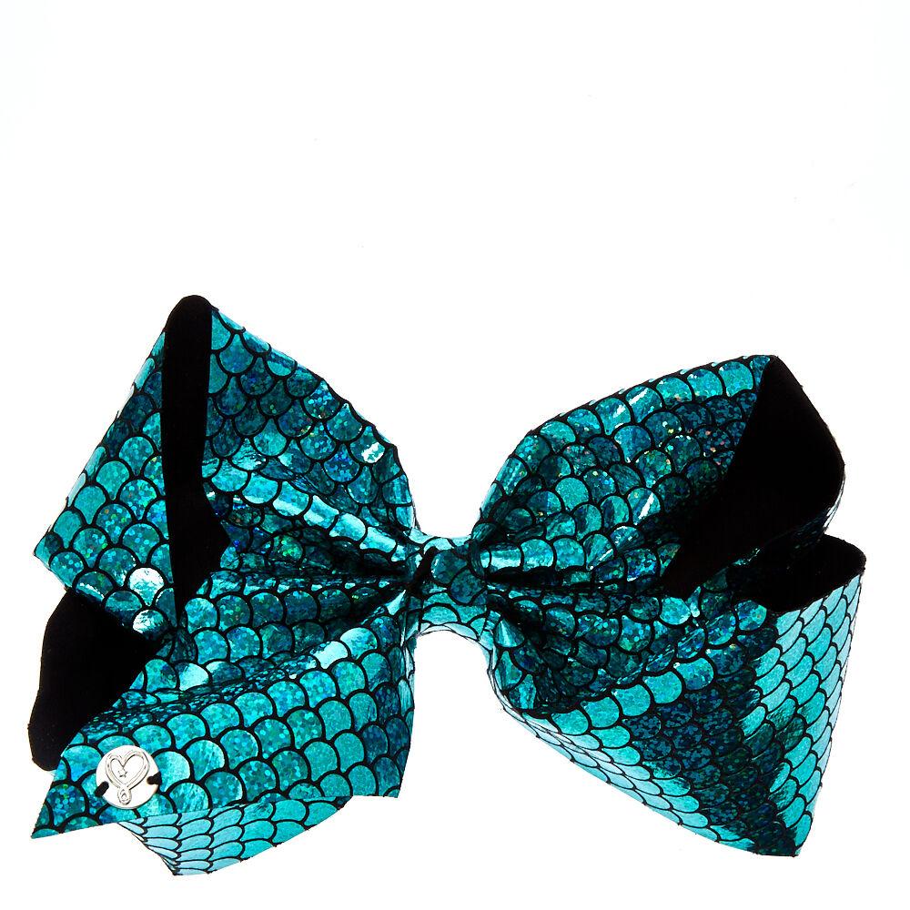 jojo siwa turquoise holographic