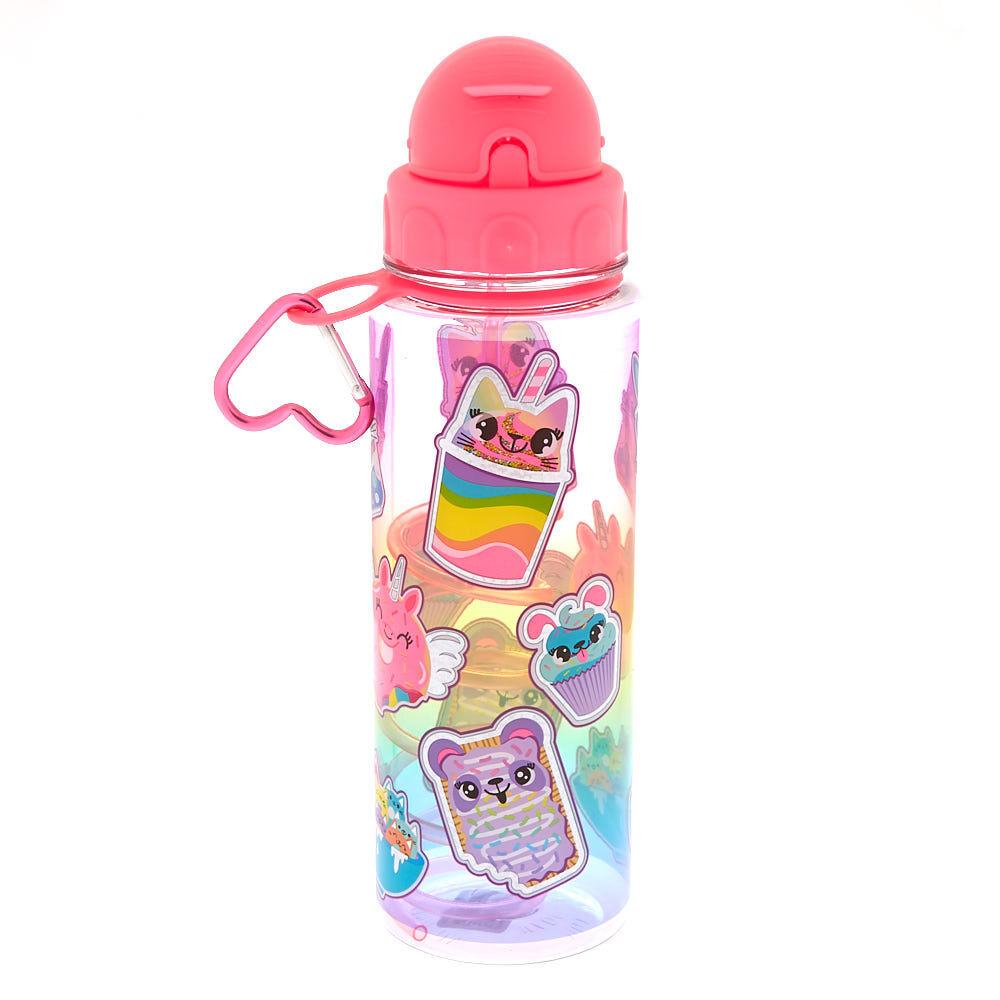 sweetimals ombre water bottle