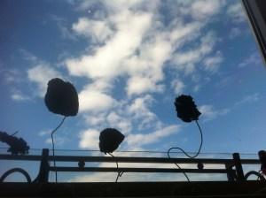 Yves Klen Sculptures s. sky