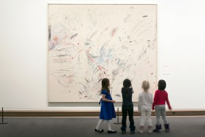 Cy Twombly good ad pic