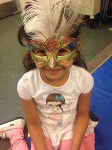 TN-venetian masks