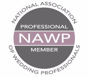 NAWP are a great resource for online wedding planning