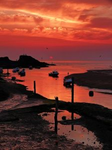A Bude sunset