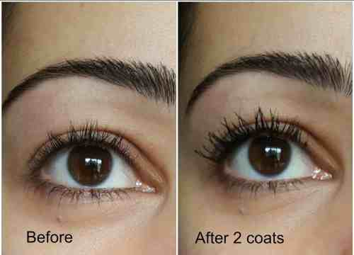 loreal voluminous lash paradise waterproof mascara demonstration