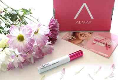 Almay one coat mega volume mascara review