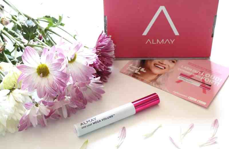 Almay one coat mega volume mascara review