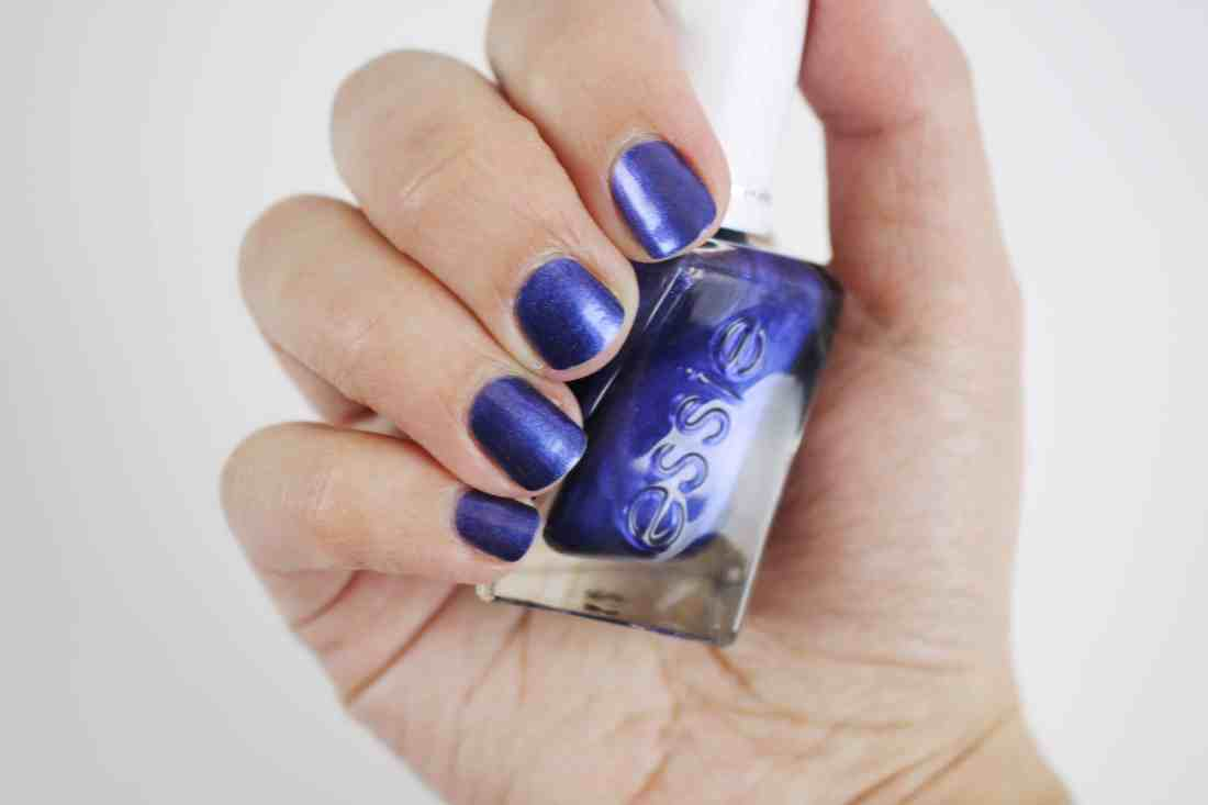 Essie Enchanted Gel Couture Collection for Spring 2018 in 396 front page worthy