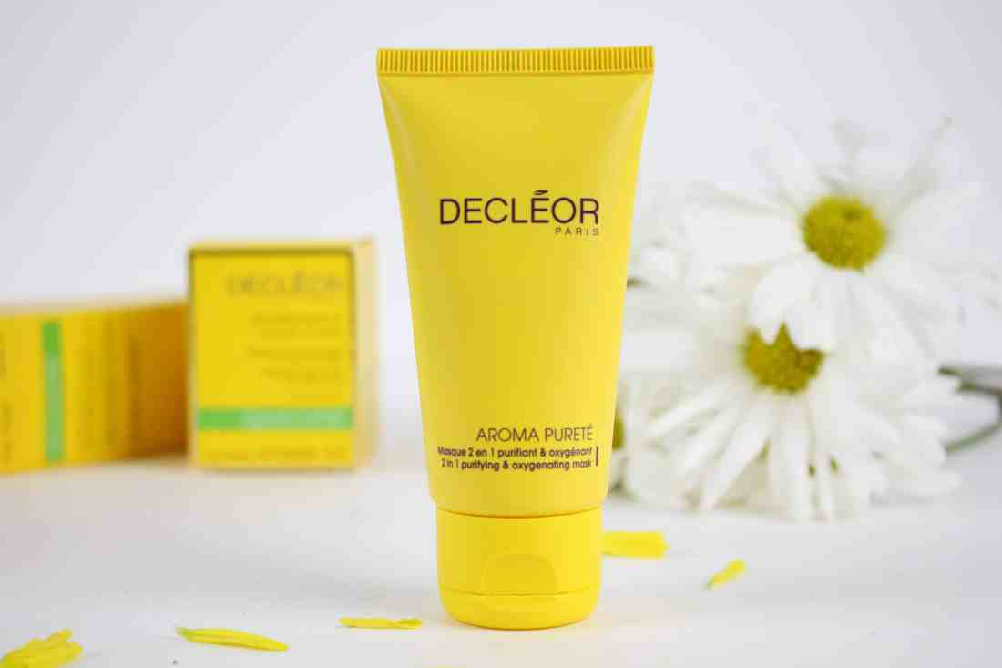 Decleor Aroma Purete 2 in 1 purifying and exfoliating mask