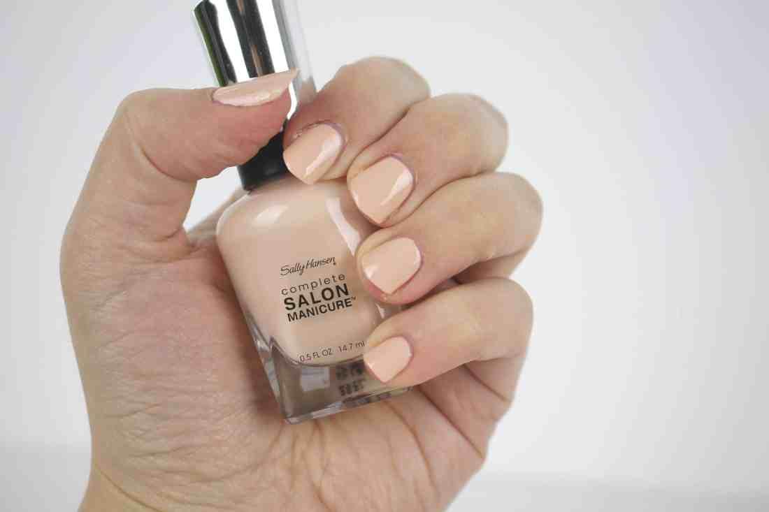 Sally Hansen Complete Salon Manicure in 142 off the shoulder