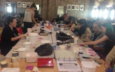 Prosthetic Makeup Workshop
