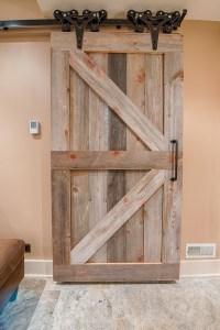 decorative barn door - Clairmont LTD