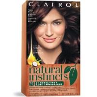 Clairol Hair Color Chart Natural Instincts - Natural ...