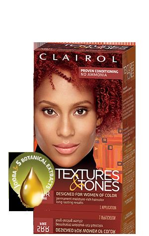 Clairol Professional Textures & Tones Permanent Hair Color