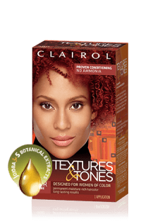 Clairol Professional Textures & Tones Permanent Hair Color