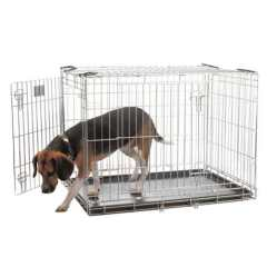 Gabbia per cani da interno piccola richiudibile T50