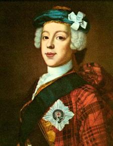 Charles Edward Stuart - Bonnie Prince Charlie