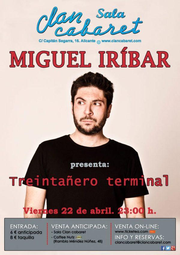 Cartel-Miguel-Iribar-Clan-Cabaret-RRSS