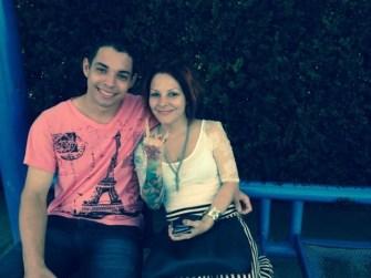 MANIACO e amiga Matillde