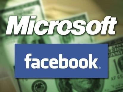 Microsoft-e-Facebook