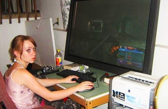 Mulher Gamer