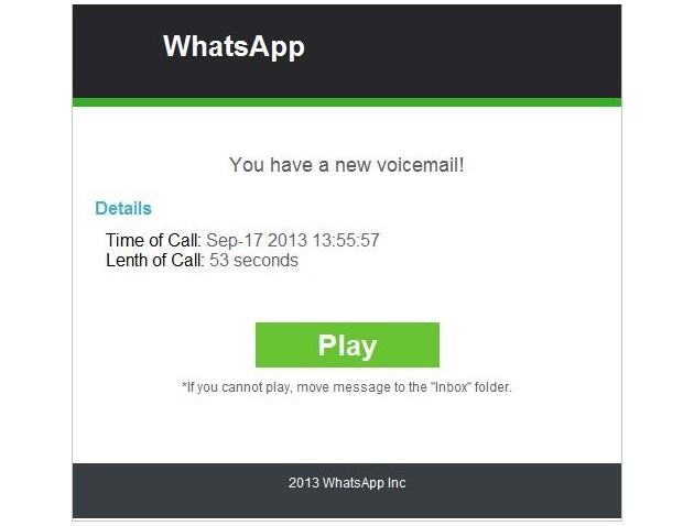 Novo malware se faz passar por um recurso não existente do WhatsApp