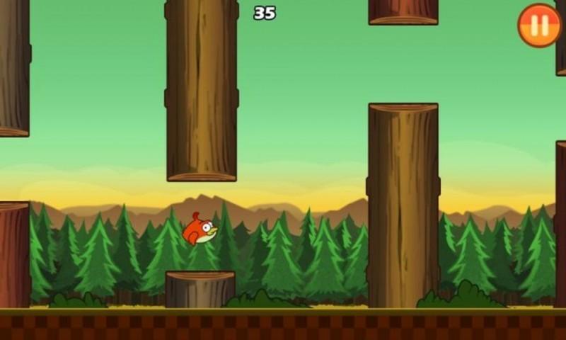 FlappyBird-Clumsy Bird