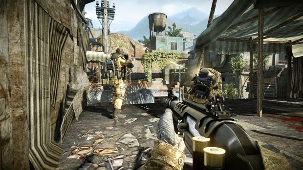 'Warface' tem gráficos similares ao game 'Crysis 3'