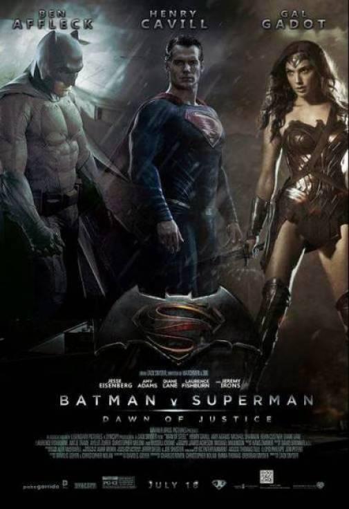 Primeiro teaser de BATMAN V SUPERMAN é liberado na Comic-Con 2014!!! Assista agora!!!
