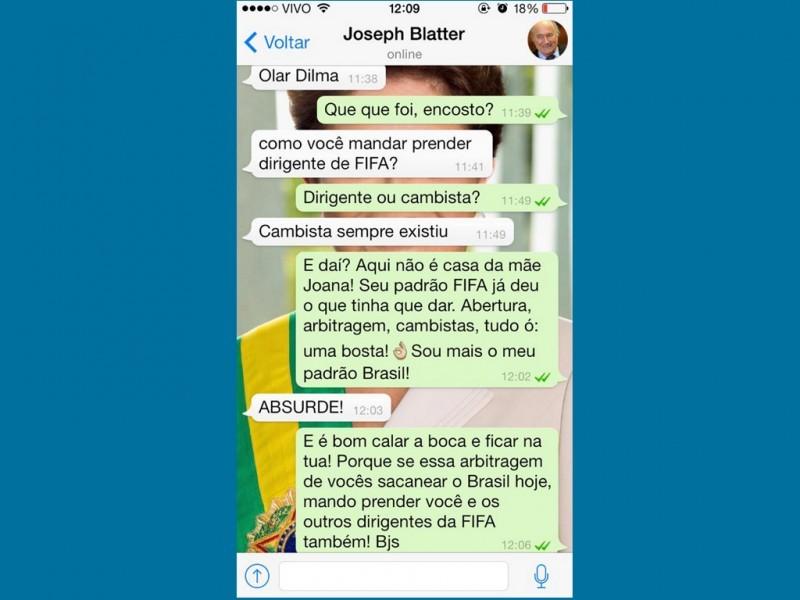 dilma_cria_conta_no_whatsapp