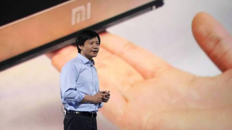 Lei Jun, fundador e presidente da Xiaomi