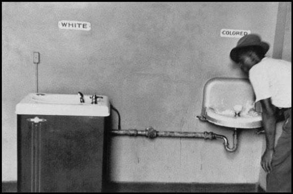 04. Segregação racial no Sul dos Estados da América.