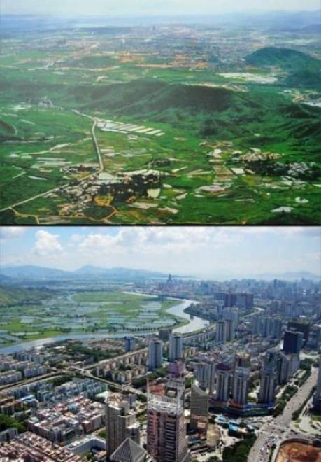 04. Shenzhen, China 1980-2011