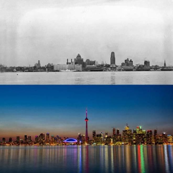 12. Toronto, Canadá 1930-2014