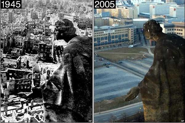 26. Dresden, Alemanha 1945-2005