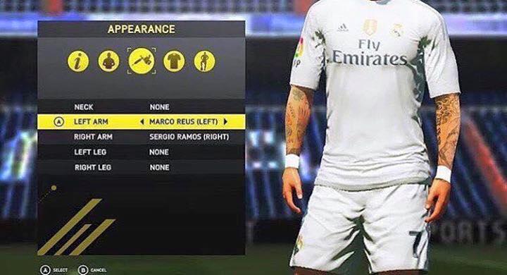 FIFA17-tatoo