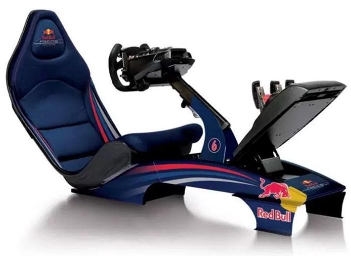 Modelo incrível inspirado em F1