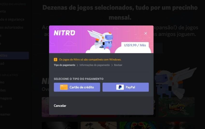 Discord Nitro vale a pena? Serviço oferece jogos ilimitados