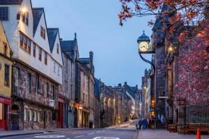 Edinburgh Top agent