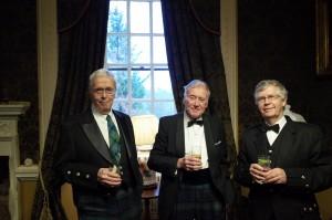 2015 St Donan's: pre-dinner drinks