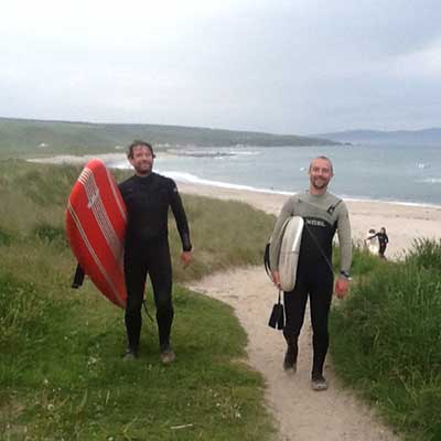 Clan Machrihanish Surf
