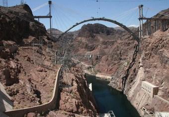 new Hoover Bridge