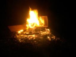last bonfire