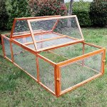 Clapier Cage à lapin XXL Lièvre petits rongeurs Enclos Parc
