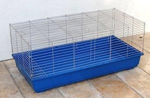 M.O. Cage à lapin/cochon d'Inde XXL 1m
