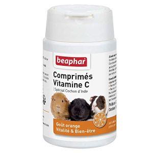 Beaphar – Comprimés de vitamine C – cochon d'Inde – 100 comprimés