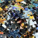 Lsping puzzle 1000 Rongeurs Cochons d'Inde Animaux cadeau de Noël 50x70cm