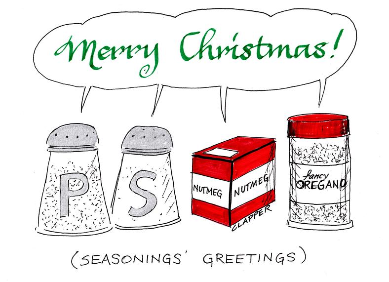 the festive thread of
