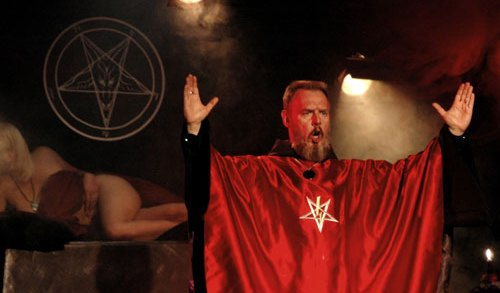 ClappingFetus Interviews the Church of Satan